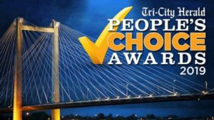 Tri-City Herald's People's Choice Award